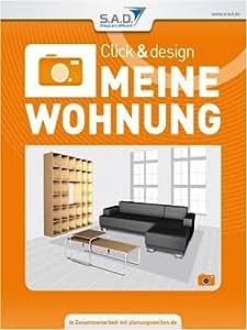 Meine Wohnung - Click & Design, 1 CD-ROM
