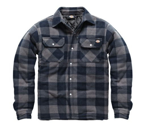 dicsh5000-b-xl-dickies-portland-shirt-blue-grey-x-large