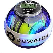 NSD Powerball Auto Start Fusion Pro Neon Indestruction - Power Ball, color morado, talla 280 Hz