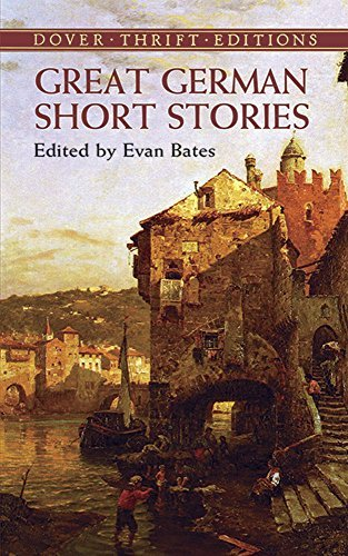 Great German Short Stories (Dover Thrift Editions) by Arthur Schnitzler (2003-12-12)