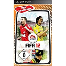 FIFA 12 [Essentials] - [Sony PSP]