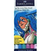 Faber-Castell 167130 - Tuschestift PITT artist pen brush
