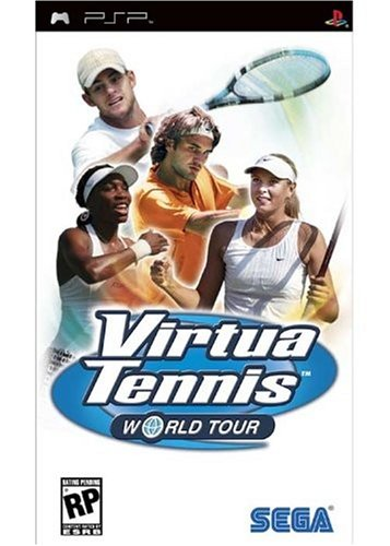 Virtual Tennis / Game