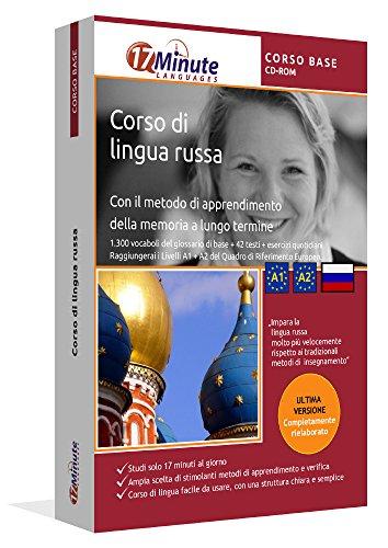 Corso di Russo (CORSO BASE): Software di apprendimento su CD-ROM