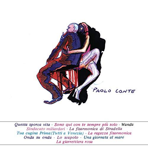 Paolo Conte - Vinile Bianco