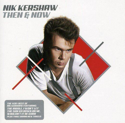 Nik Kershaw - Then & Now