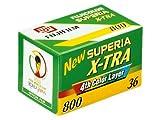 Fujicolor Superia X-TRA 800 135 Color-Negativfilm (à 36 Bilder)