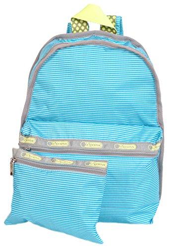 lesportsac-backpack-basic-swizzle-aqua