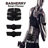 BASHERRY Bauchmuskel Stimulator ABS Trainer