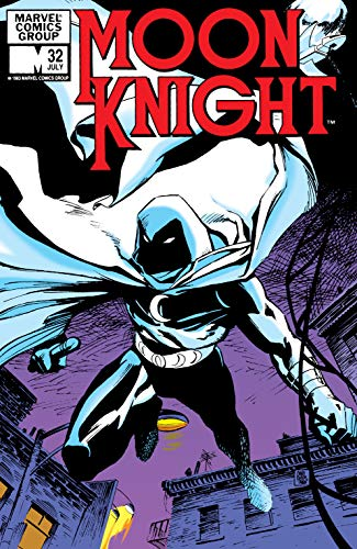 Moon Knight (1980-1984) #32 (English Edition) -