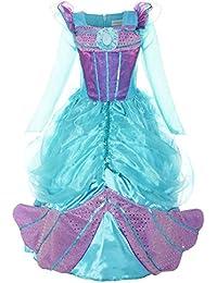 ReliBeauty – Fille – robe de princesse sirène – costume d'halloween