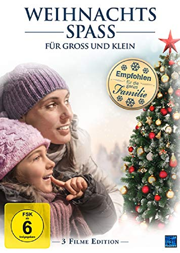 Weihnachtsspaß für Groß und Klein (3 Filme Edition) [3 DVDs]