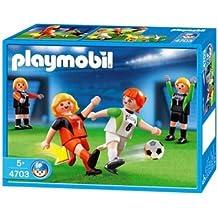 playmobil 4703 football fminin 12 pieces