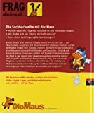 Frag doch mal die Maus! - Flugzeuge (Die Sachbuchreihe, Band 6) - Christoph Biemann