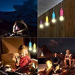 LED-Lampada-Rottay-Handy-Lux-Colors-5-Pezzi-LED-Lamp-per-Pesca-Campeggio-Tenda-Festa-da-Esterno-o-da-Interno