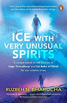 ICE with Very Unusual Spirits by [Bharucha, Ruzbeh N]