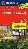 Altmühltalradweg: Fahrrad-Tourenkarte. GPS-genau. 1:50000.: Fietsroutekaart 1:50 000 (KOMPASS-Fahrrad-Tourenkarten, Band 7011)