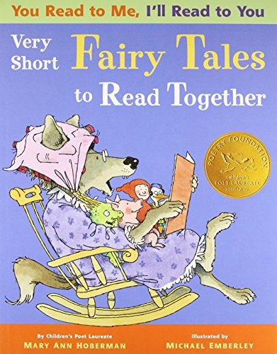 You Read to Me, I'll Read to You: Very Short Fairy Tales to Read Together por Mary Ann Hoberman
