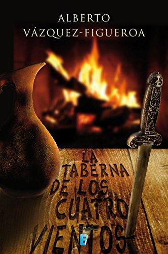La taberna de los cuatro vientos por Alberto Vazquez Figueroa