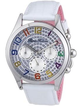Paris Hilton Damen-Armbanduhr BEVERLY Analog Leder PH13107JS-04