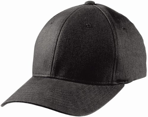 Myrtle Beach Uni Cap Original Flexfit, black, S/M, MB6181 bl