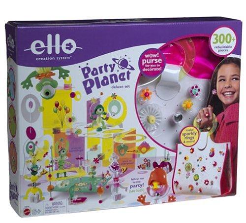 Mattel - Coffret Creation Luxe Party Planet