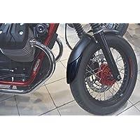 Moto Guzzi V7 II Clubman Racer Extenda Fenda/Extension Guardabarros Delantero 058731
