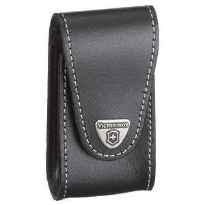 515FYYzPj5L. SS300  - Victorinox 4.0521.XL Nylon-Belt Pouch for XLT Swisschamp, Black
