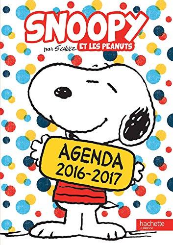 Snoopy - Agenda 2016-2017