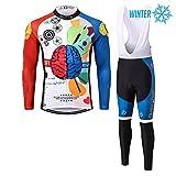 Thriller Rider Sports® Uomo Rest Your Mind Abbigliamento...