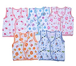Sathiyas Infant Wear 0-3 Months (Pack of 5)