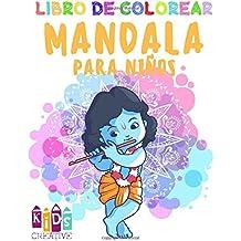 Amazon Es Libros Mandalas Para Ninos Hogar Manualidades Y