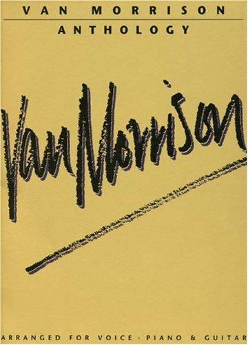 Van Morrison Anthology (Album): Noten für Gesang, Klavier (Gitarre)