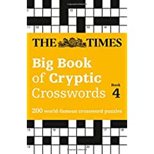 The Times Big Book of Cryptic Crosswords Book 4