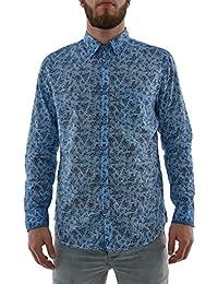chemise lee cooper 005392 darwin bleu