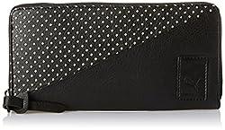 Puma Black Womens Wallet (7409901)