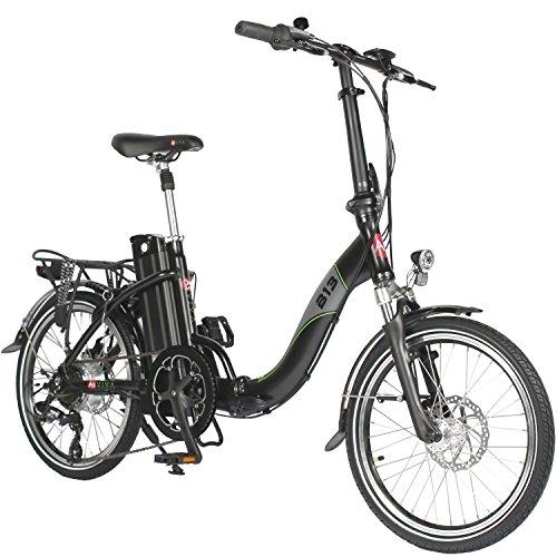 AsVIVA E-Bike Elektro Faltrad
