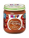 Hipp Tomaten-Cremesuppe, 6-er Pack (6 x 200 g) - Bio