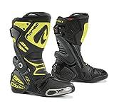 Forma FORV220–997838Stiefel Moto Ice Pro Eichzulassung CE, Schwarz/Gelb Neon, 45