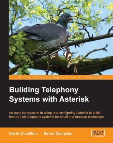 Building Telephony Systems with Asterisk by Gomillion, David, Dempster, Barrie (2005) Paperback