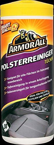 5-x-armorall-38025l-polsterreiniger-tucher-30-stk-textilien-polster-teppich-kfz