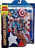Diamond Select Marvel Select Exclusive Action Figure Captain America