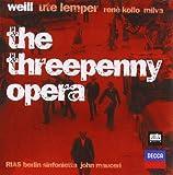 Weill: Die Dreigroschenoper (Gesamtaufnahme)