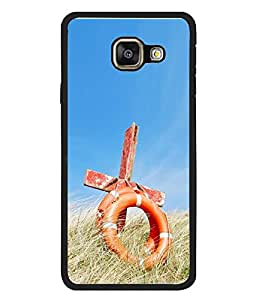 FUSON Designer Back Case Cover for Samsung Galaxy A7 (6) 2016 :: Samsung Galaxy A7 2016 Duos :: Samsung Galaxy A7 2016 A710F A710M A710Fd A7100 A710Y :: Samsung Galaxy A7 A710 2016 Edition (AirSuits Water Swim suits Beautifull nature)