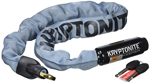 Kryptonite Keeper 785 Integrated Chain - Antivol chaîne - Integrated Chain - Gris - 7 mm x 85 cm