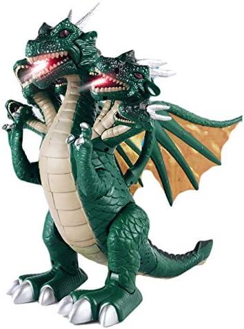 Mallalah Jouet électronique Dinosaure LED Marche Dragon T Rex Grande Taille Jurassique Lumière Projection Pondant Oeufs | Outlet Store En Ligne
