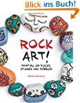Rock Art!: Painting on Rocks, Stones...