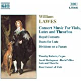 Lawes: Consort Music For Viols, Lutes And Theorbos