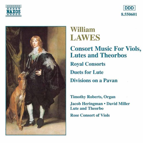 Lawes: Consort Music For Viols...