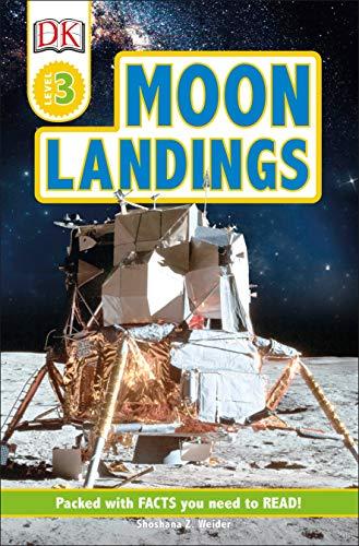 DK Readers Level 3: Moon Landings (Dk Readers Level 3)